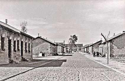 El barrio ferroviario de Las Matas