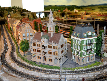 ¡El Museo del Ferrocarril de Las Matas vuelve a abrir sus puertas!