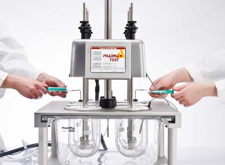 Next Generation of Tablet dissolution apparatus