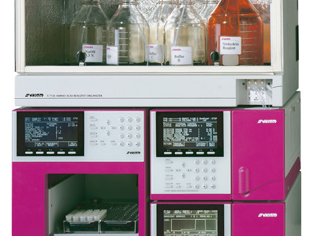 SYKAM Amino Acid analyser used in food and feed analysis