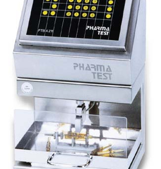 Ampoule Breakpoint Tester