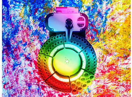 Autosampler for Colorimeter