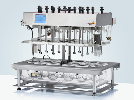 The New 14+2 Station Dissolution Testing Instrument PTWS 1420