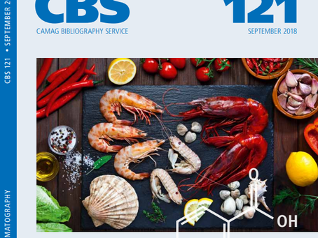 "Latest CBS 121 includes ""Preservatives in food"""