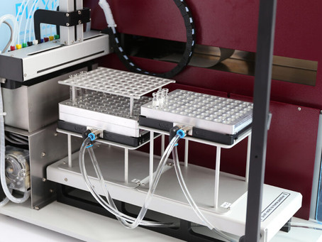 Pharma Test introduces cooling racks for the Dissolution Sampling Robot DSR-M