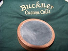 Buckner Custom Calls Turkey Calls, Purr Pot, Walnut, Ambrosia Maple, Purpleheart