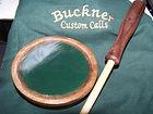 Buckner Custom Calls Turkey Calls, Glass Calls, Walnut, Ambrosia Maple, Purpleheart