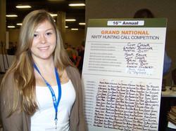 Lauren Buckner 2014 Youth Champion