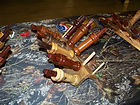 Buckner Custom Calls Crow Calls, NWTF Grand National Champion, Hawk Screech, Chris Buckner