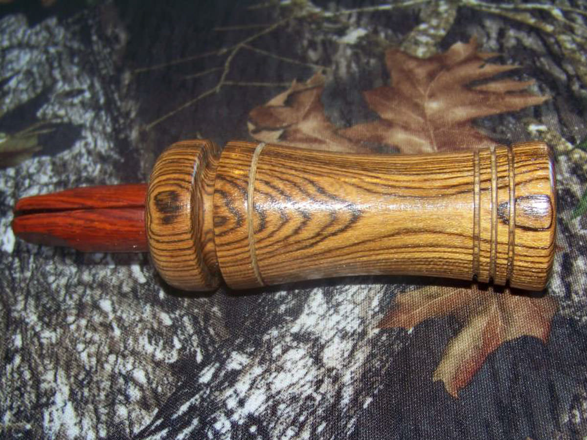 Michael Buckner Bocote Crow Call