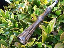 Lignum Vitae w/ Brass & Armadal