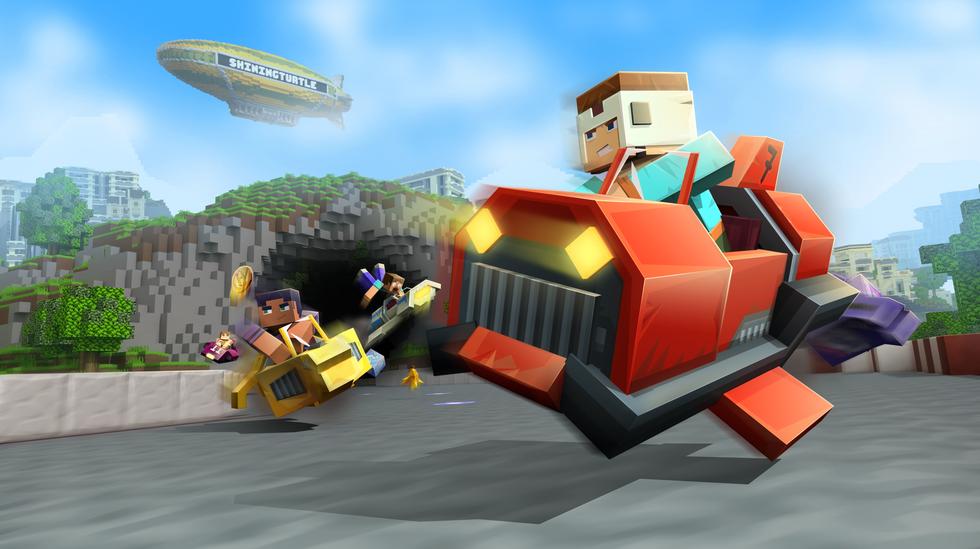 Turbo Kart Racers