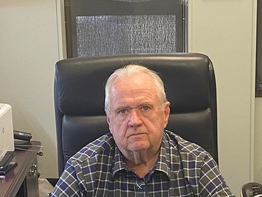 Winslow Township's Mayor Wright