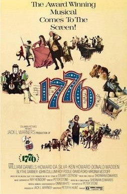1776: A memorable musical about independence