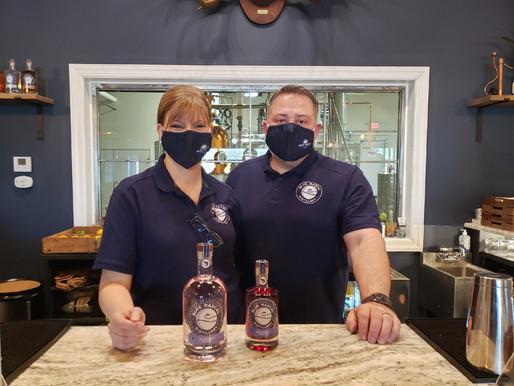 Blue Rascal Distillery is now open