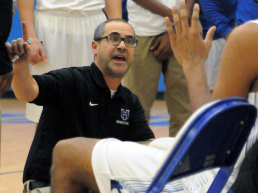 Martino ready for 20th season at Hammonton High School