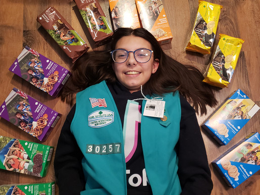 Girl Scouts adapt cookie sales
