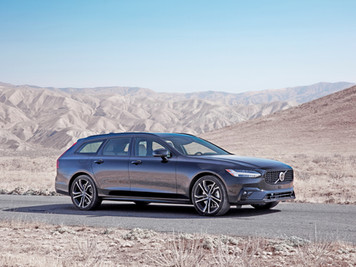 Panache and practicality with Volvo V90 wagon