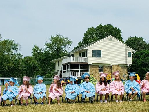 READ Preschool graduates class of 2021