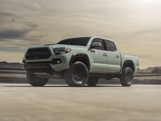 Tacoma special editions for 2021