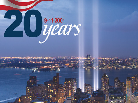 20 years after Sept. 11, reminders are all around us
