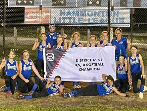 Hammonton wins in District 16