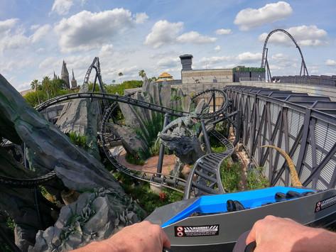 New Jurassic coaster, more at Universal Orlando