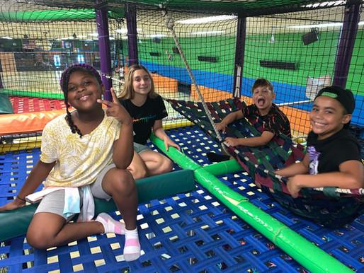 Summer camp at Hammonton Skating Center