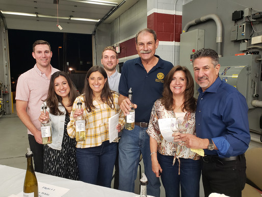 Rotary holds annual wine event