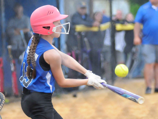 Softball All-Star team eliminated from D16