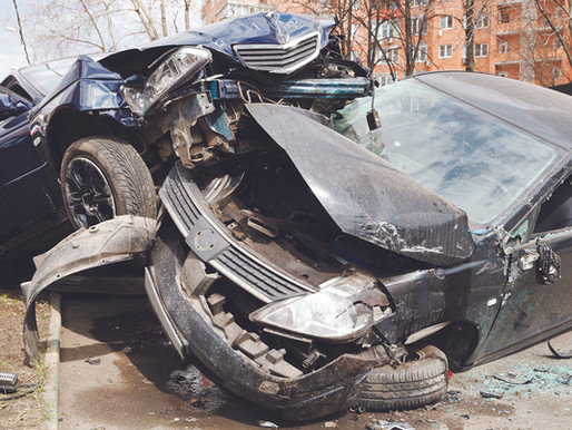 What to do in the immediate aftermath of a car accident