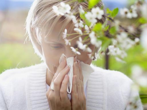 Is it allergies or something else?
