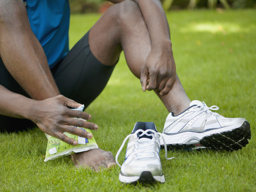 Why does my leg hurt? Common running injuries