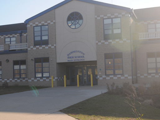 Hammonton Board of Education makes change