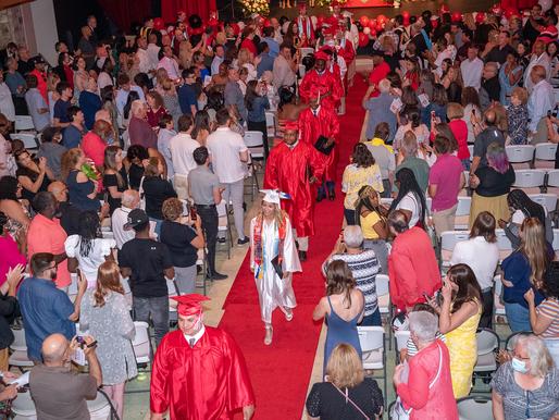Congrats, graduates