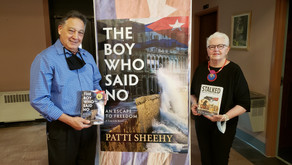 Author visits St. Joseph Academy