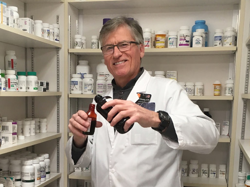 Local pharmacist retires after more than four decades