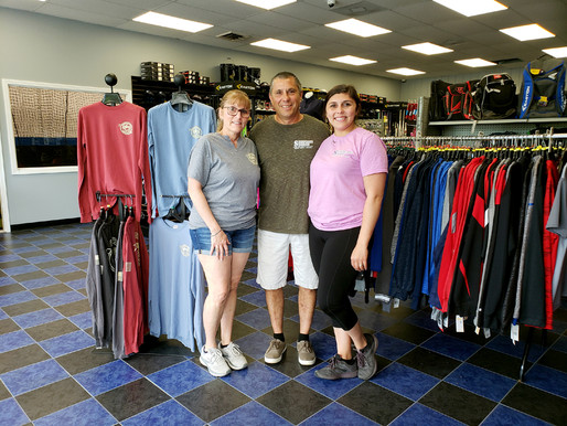 Showcase Sports' new location a hit