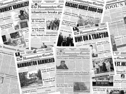 A look back at nearly 25 years of local headlines