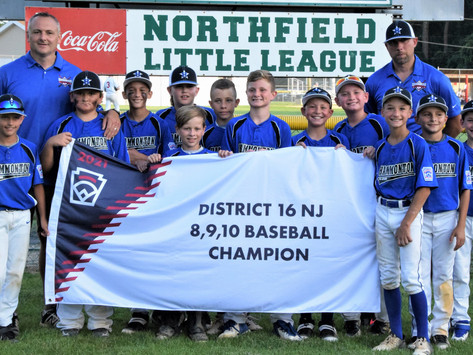 Hammonton wins District 16 title