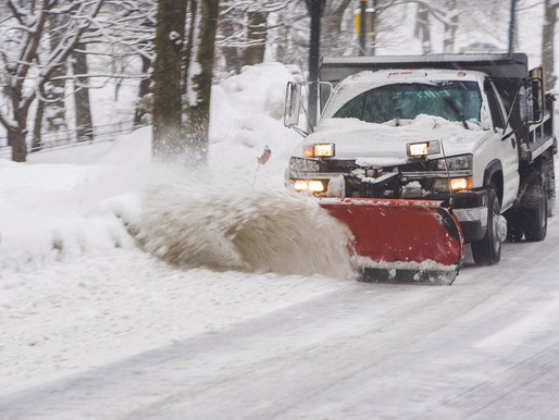 Town and schools have plan for snow