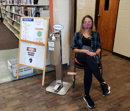 Hammonton Library open with limitations