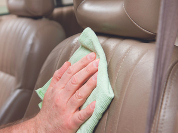 How to effectively and safely sanitize a car