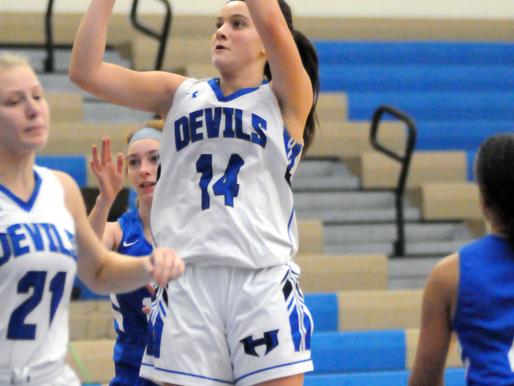 Hammonton High Schoolsplits two games