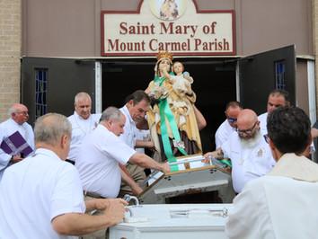 Mt. Carmel Week: Fond memories of festivals past