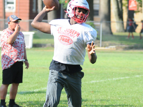 St. Joe aiming for state title