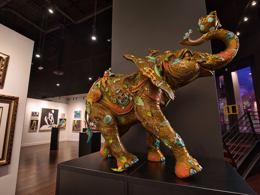 Park West Gallery opens new museum in Vegas