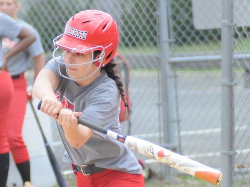 St. Joseph softball hosts alumni