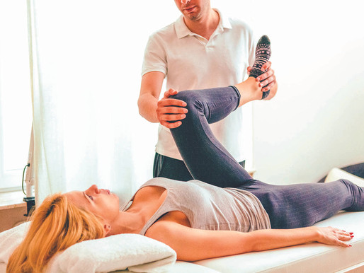 Soft tissue injuries and how Physical Therapy can benefit recovery