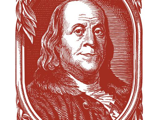 Ben Franklin's 315th Birthday